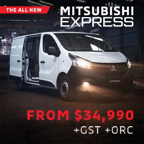 All-new Express